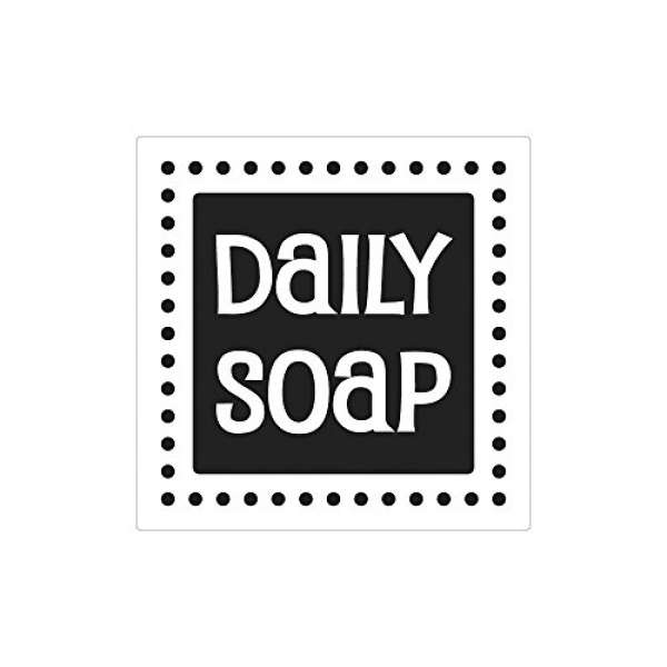 "Label ""Daily Soap"""