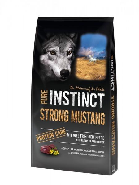 PURE INSTINCT 12kg STRONG MUSTANG - Pferd
