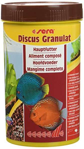 Sera Discus Granulat 250ml