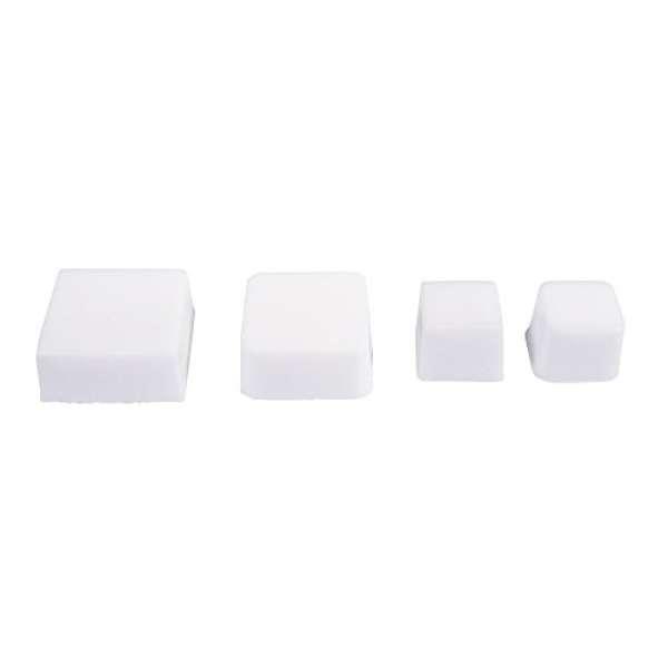 Seifengießform Quadrate