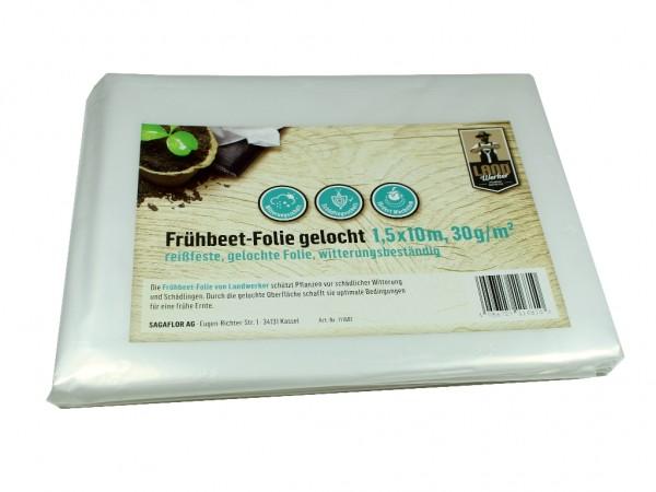 Landwerker Frühbeet-Folie gelocht 1,5x10m