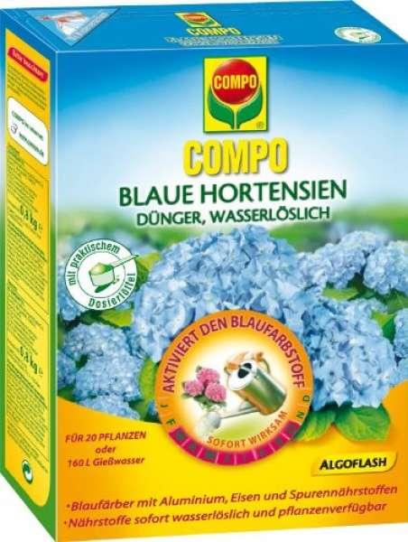 Hortensien Blau 0,8kg CO