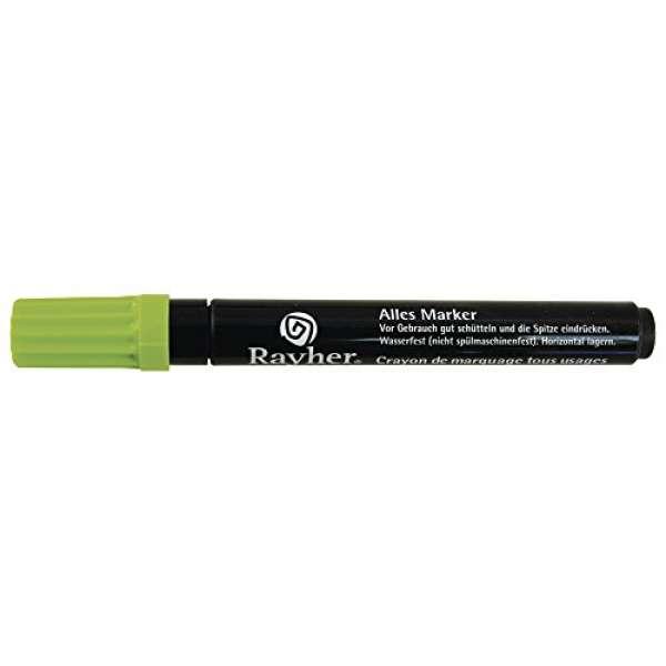 Alles-Marker h.grün 2-4mm RS +V