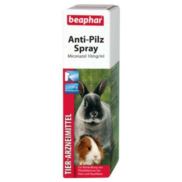 beaphar Anti-Pilz Spray 50ml