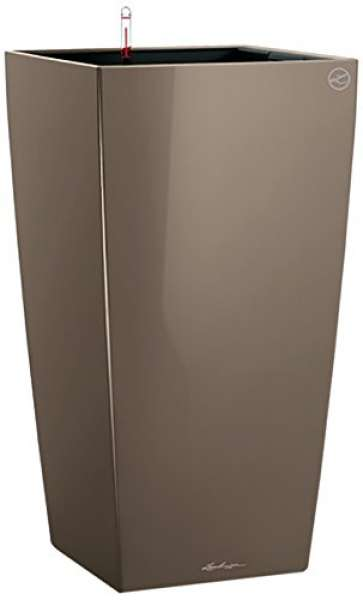 Lechuza CUBICO taupe hochglanz All-in-One Set