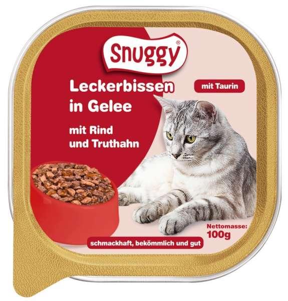 snuggy Rind und Truthahn Schale 100g