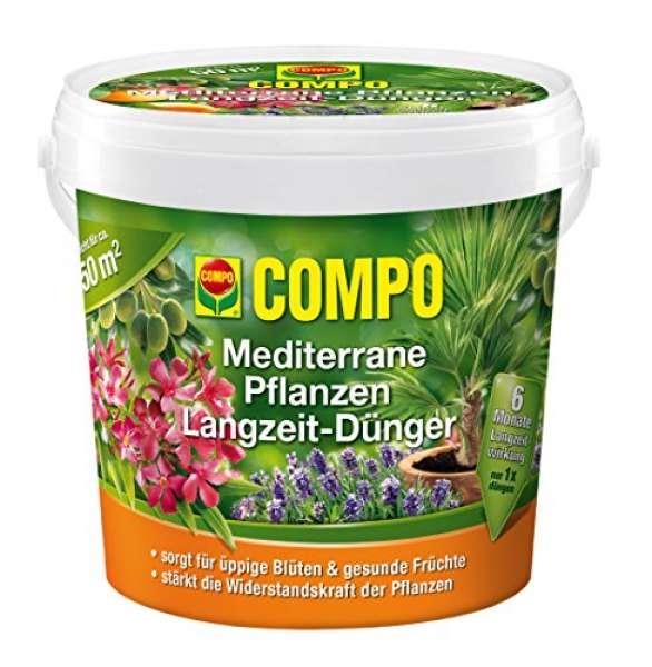 Mediterraner Pflanzen Langzeitdünger 1,5kg