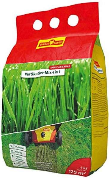 Vertikutier Mix 4-in-1 125qm 4,0kg WO