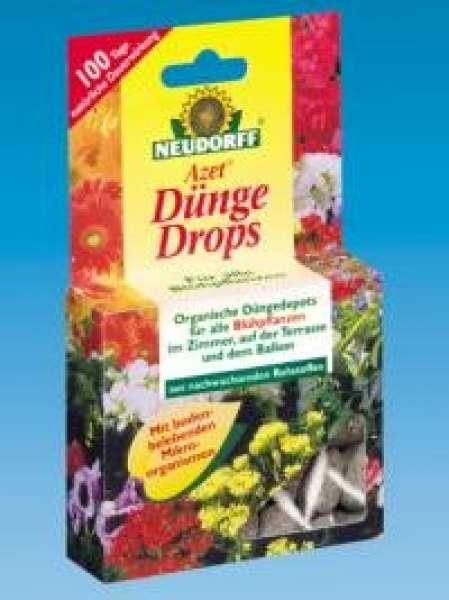 NEUDORFF Azet Dünge Sticks für Blühpflanzen, 40 Stück