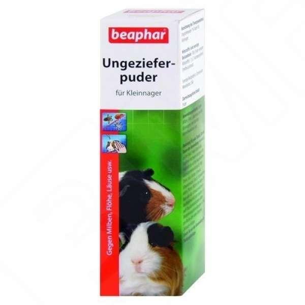 beaphar Ungezieferpuder für Kleinnager 30g