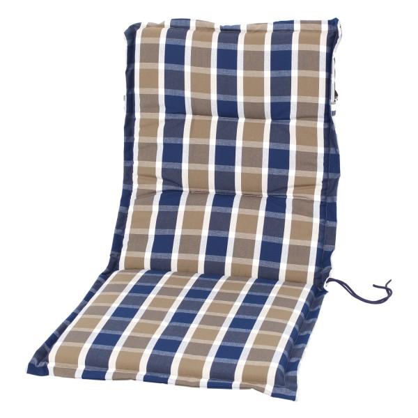 Sesselauflage Lima blau 109
