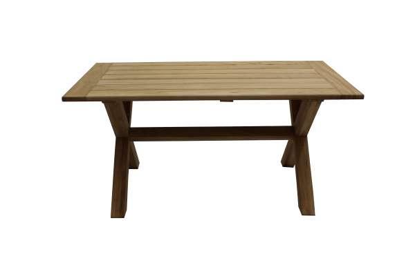 Tisch Natural 160x95cm Teak