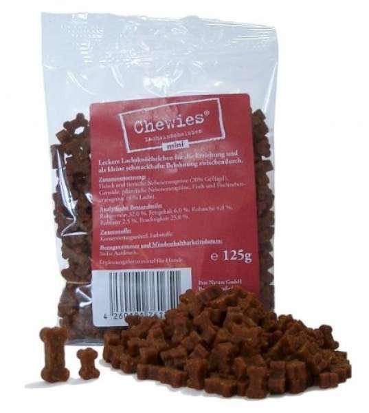 Chewies   Pansenknöchelchen Mini   125 g