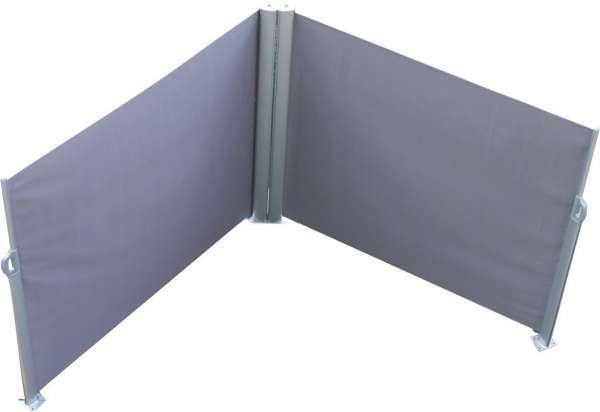 Doppel Seitenmarkise 160x600cm
