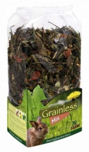 JR Grainless Mix Zwergkaninchen 650 g