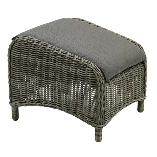 Hocker Broadway 55x50 light charcoal