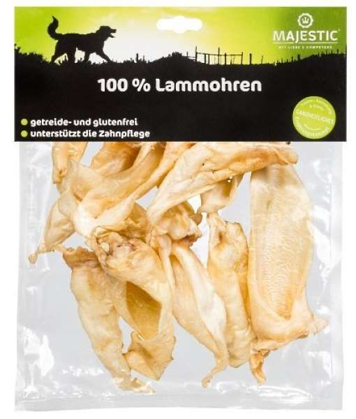 Majestic Lammohren 200g