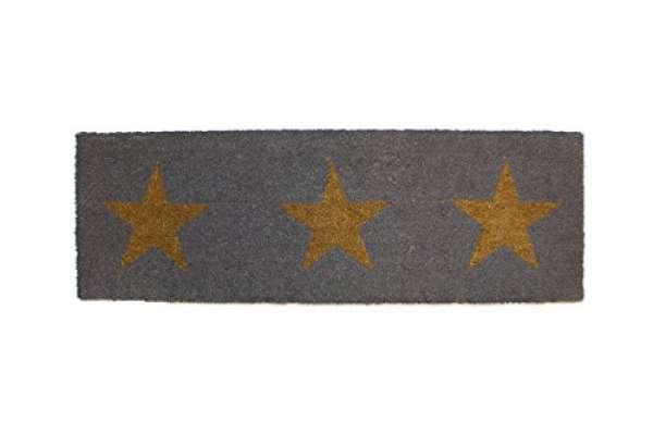 Fußmatte Sterne 40x120cm