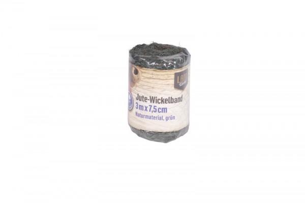 Landwerker Jute-Wickelband 3m x 7,5cm