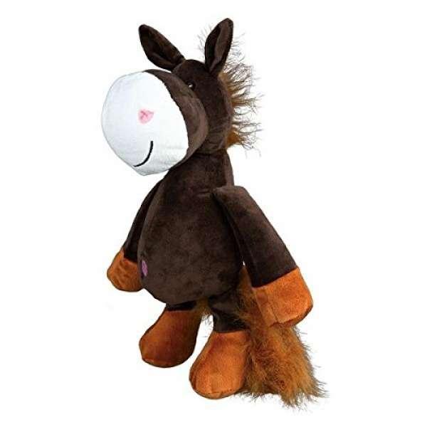 Trixie Spielzeug Pferd 32 cm