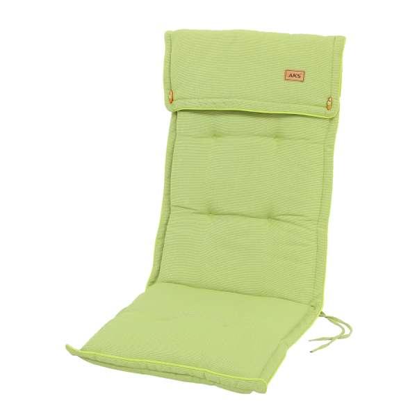 Sesselauflage Kiwi Green 120