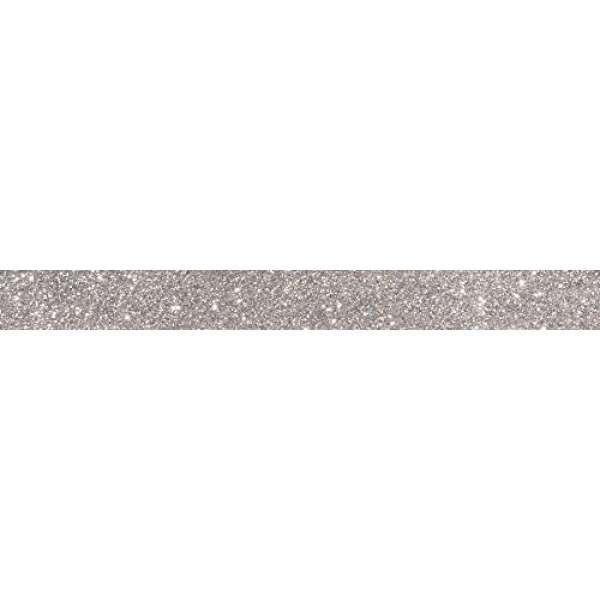Glitter Tape 15mmx5m silber