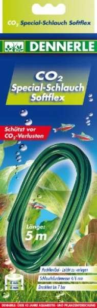 Dennerle 3061 CO2 Schlauch Softflex, 5 m
