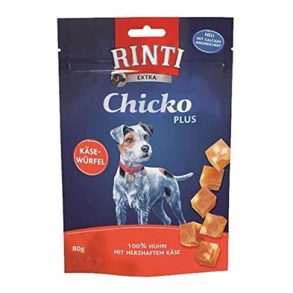 Rinti Extra Chicko Plus Huhn & Käse 80g