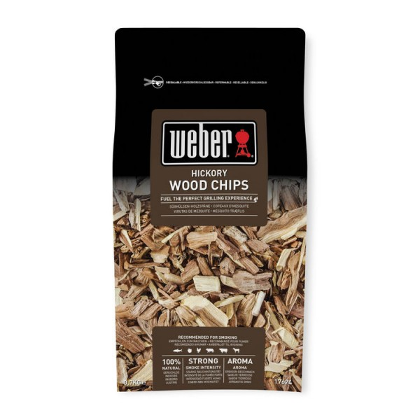 RWeber Räucherchips Hickory 700g