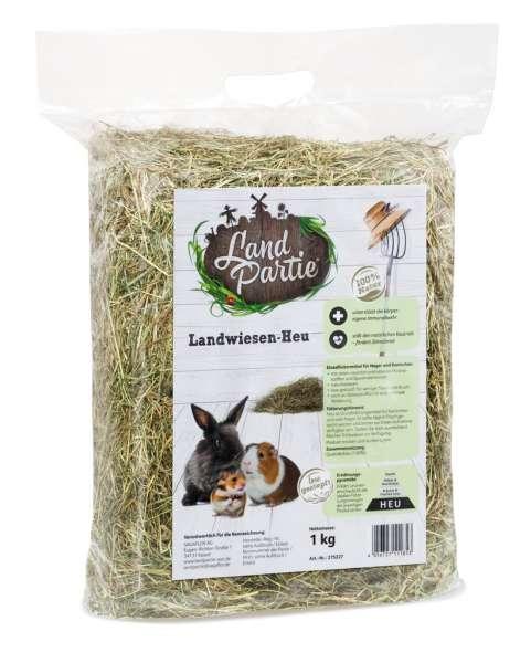 LandPartie Landwiesen-Heu 1kg