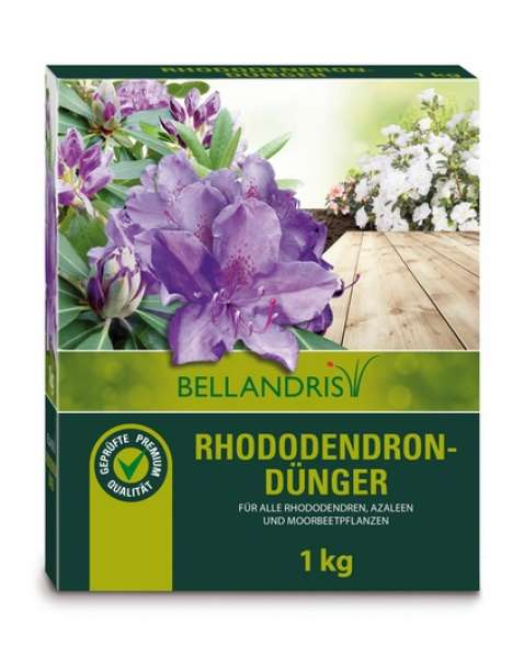 Rhododendron Dünger 01,0kg BE