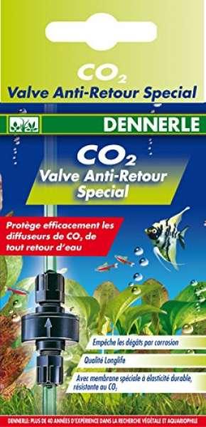 Dennerle 7004108 Profi-Line CO2 Special-Rücklaufsicherung