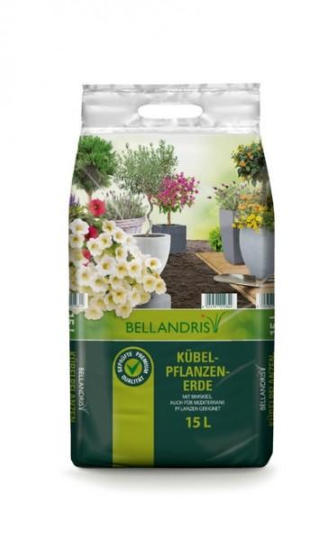 Bellandris Kübelpflanzenerde 15L