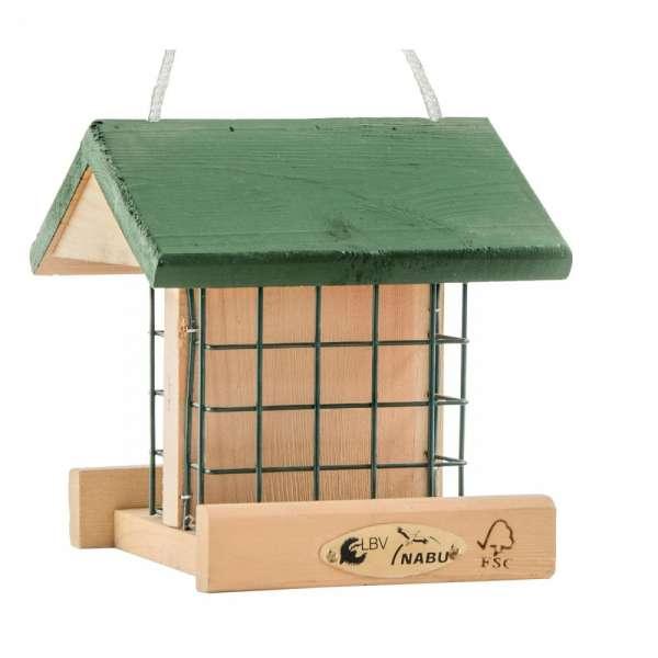 CJ Wildlife Wildvogel Futterhaus FSC-Holz Futterstation