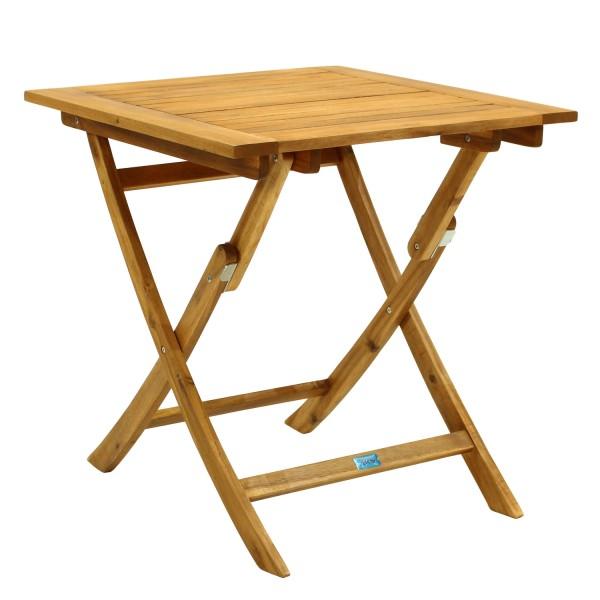 Tisch Lille 70x70cm klappbar