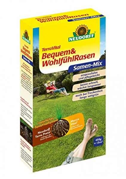 Rasen Mix Bequem+Wohlfühl 3,00kg 100qm