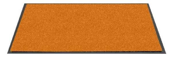 Hamat Schmutzfangmatte Twister orange 60x90cm