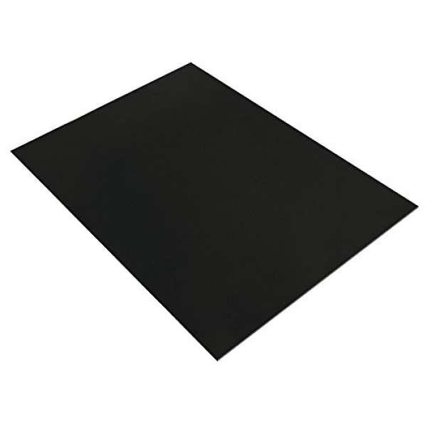 Crepla Platte 2mm 30x40cm schwarz