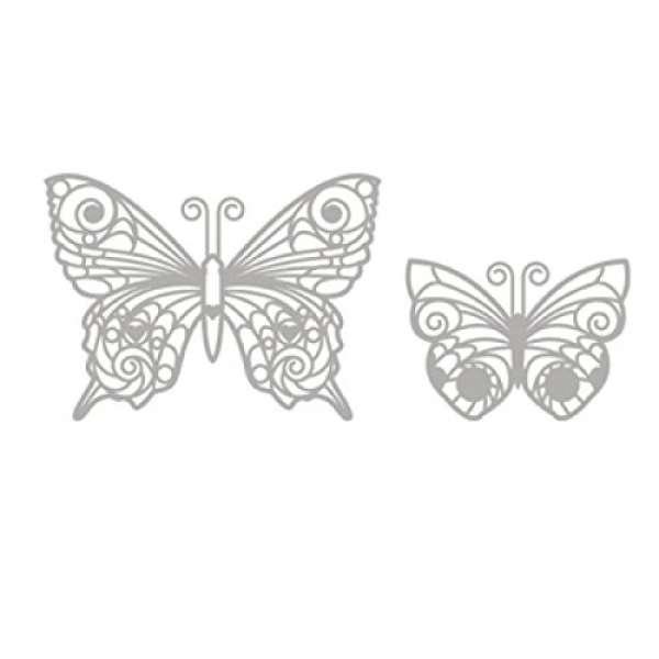 Delicate Die Butterflies 2St.