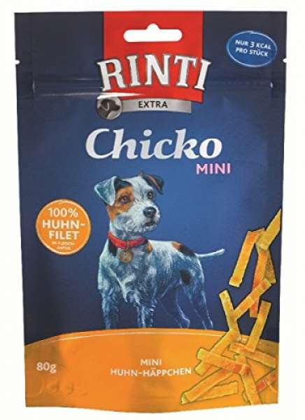 Finnern Rinti Extra Chicko Mini Huhn 80 g