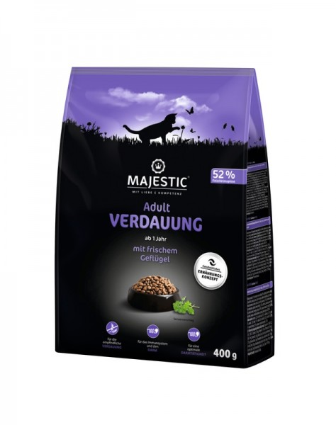 Majestic 400g Sensitive Verdauung