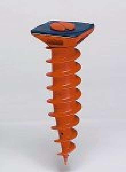 BLOME-TILMANN 12155 Bodenhlse im Set 40/50/55 mm, Kunststoff