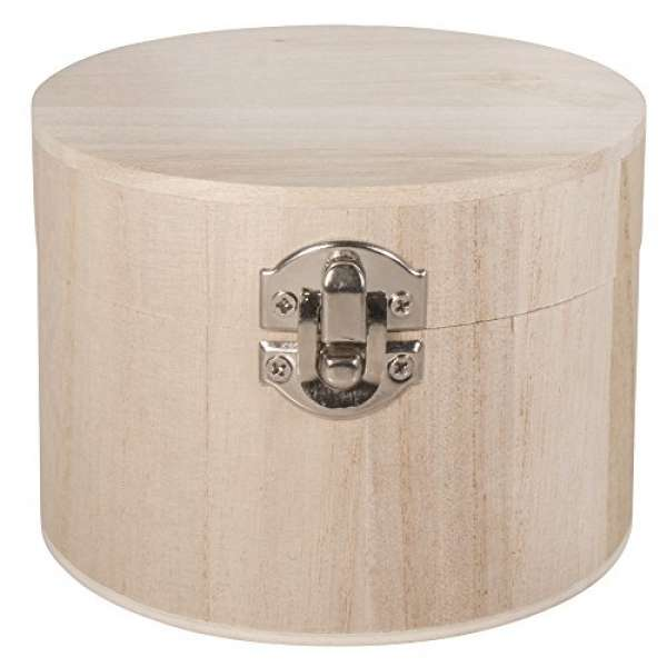 Holz Box 8cm