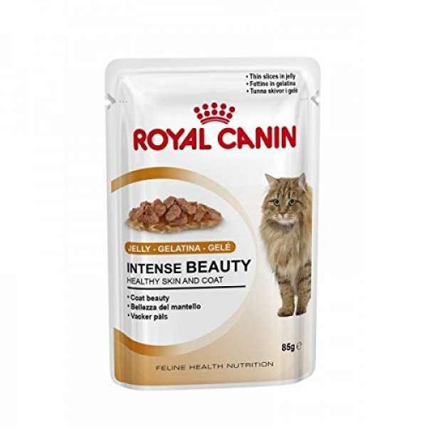 Royal Canin Intense Beauty in Gelee 85g