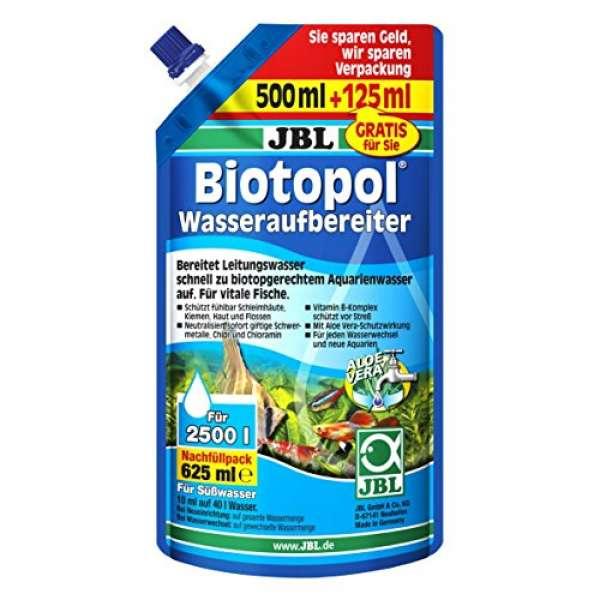 JBL Biotopol 625ml Nachfüllpack