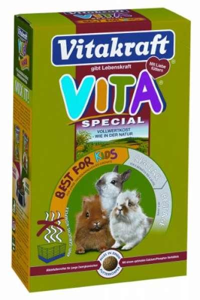 Vitakraft VITA Special Junior für Zwergkaninchen - 600g