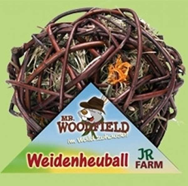 JR Farm Weiden-Heuball ca.12cm