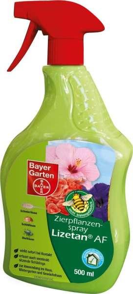Bayer Garten Zierpflanzen Spray Lizetan AF 500ml