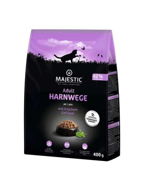 Majestic 400g Harnwege