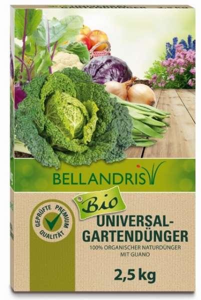 Gartendg. Universal Bio 02,5kg BE